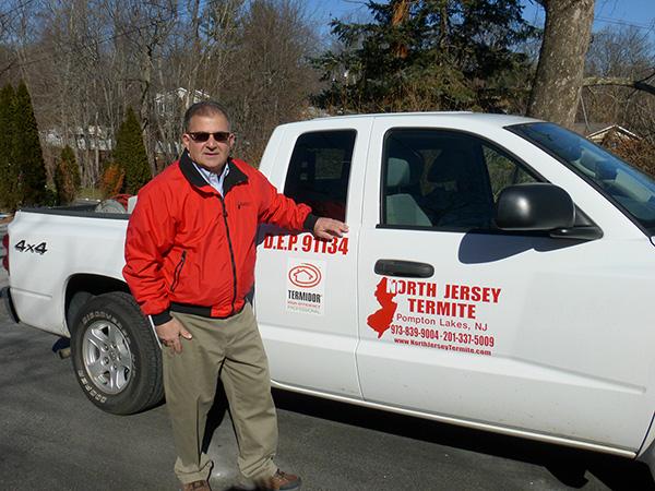 termite companies - Ed Assidio, North Jersey Termite